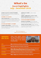 Image of the Rights for Women event listings text