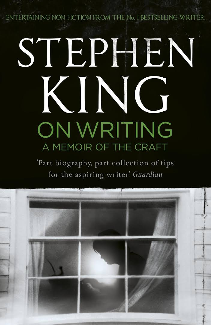 Cover of On writing : a memoir of the craft by Stephen King.